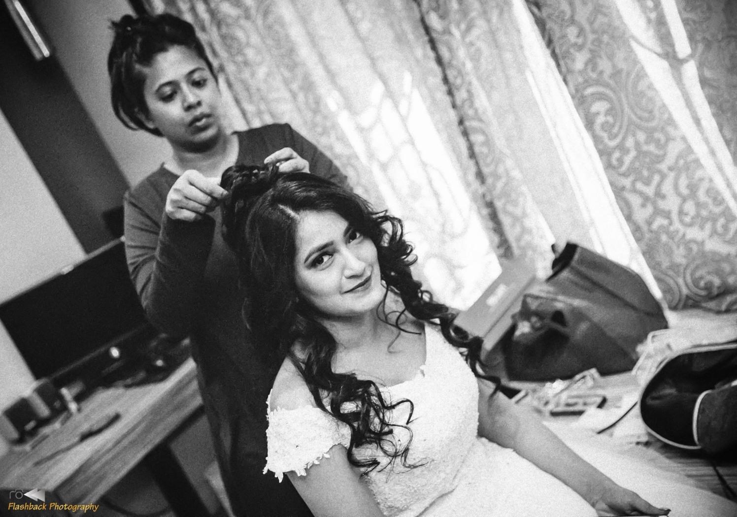 Hair do! by Flashback photography  Wedding-photography | Weddings Photos & Ideas