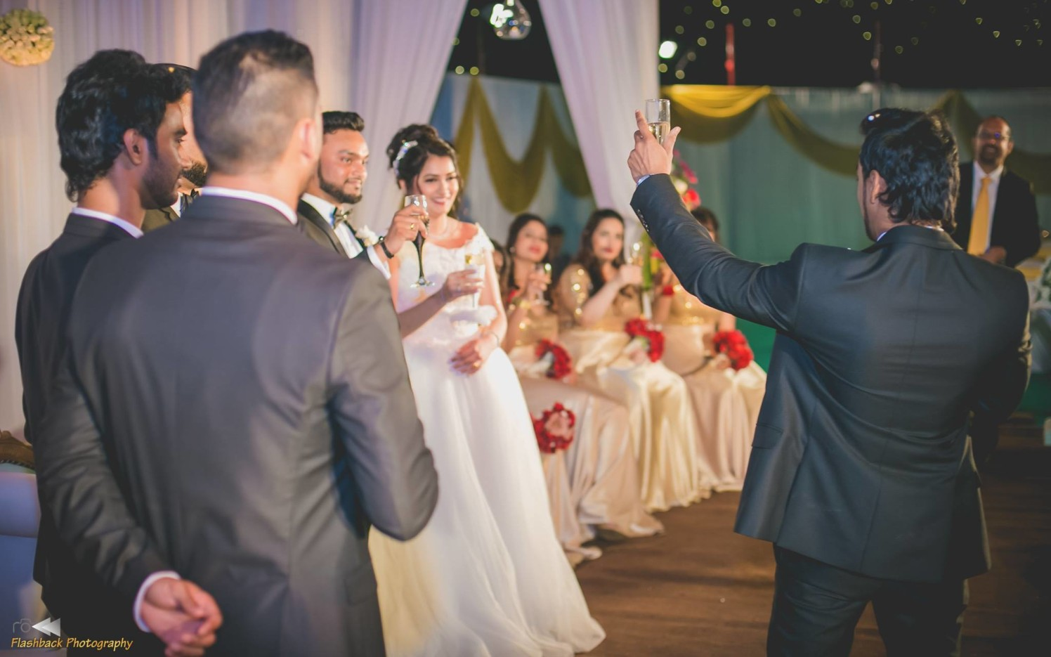 Cheers to the celebration! by Flashback photography  Wedding-photography | Weddings Photos & Ideas