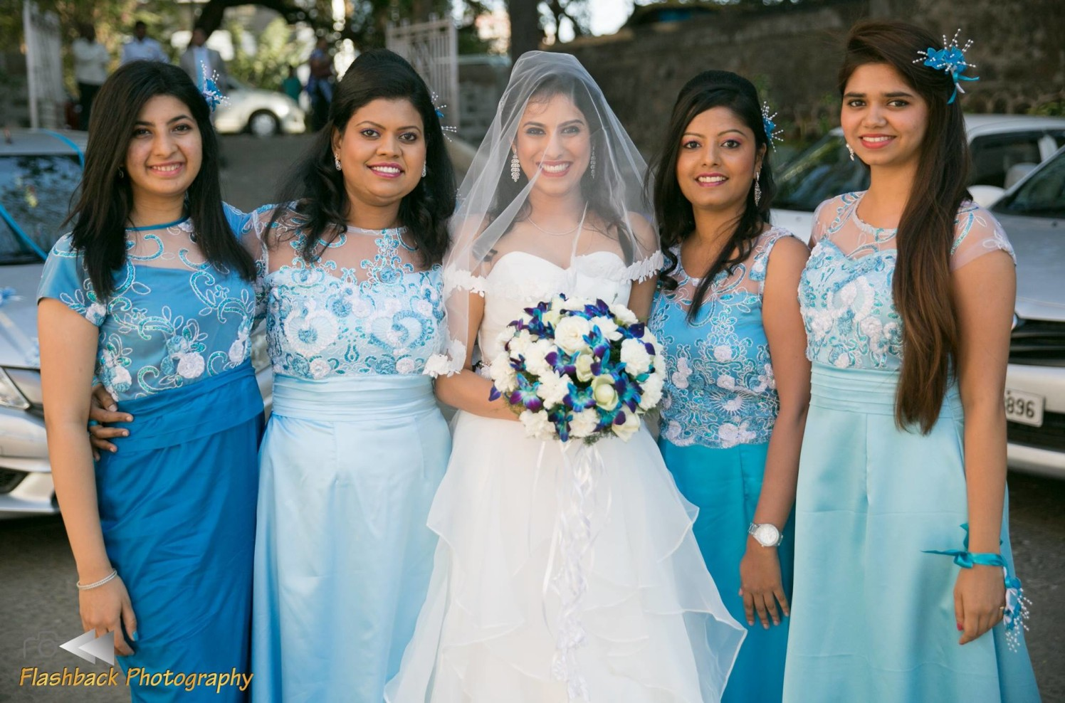 Elfin gaze of bride and bridesmaids by Flashback photography  Wedding-photography | Weddings Photos & Ideas