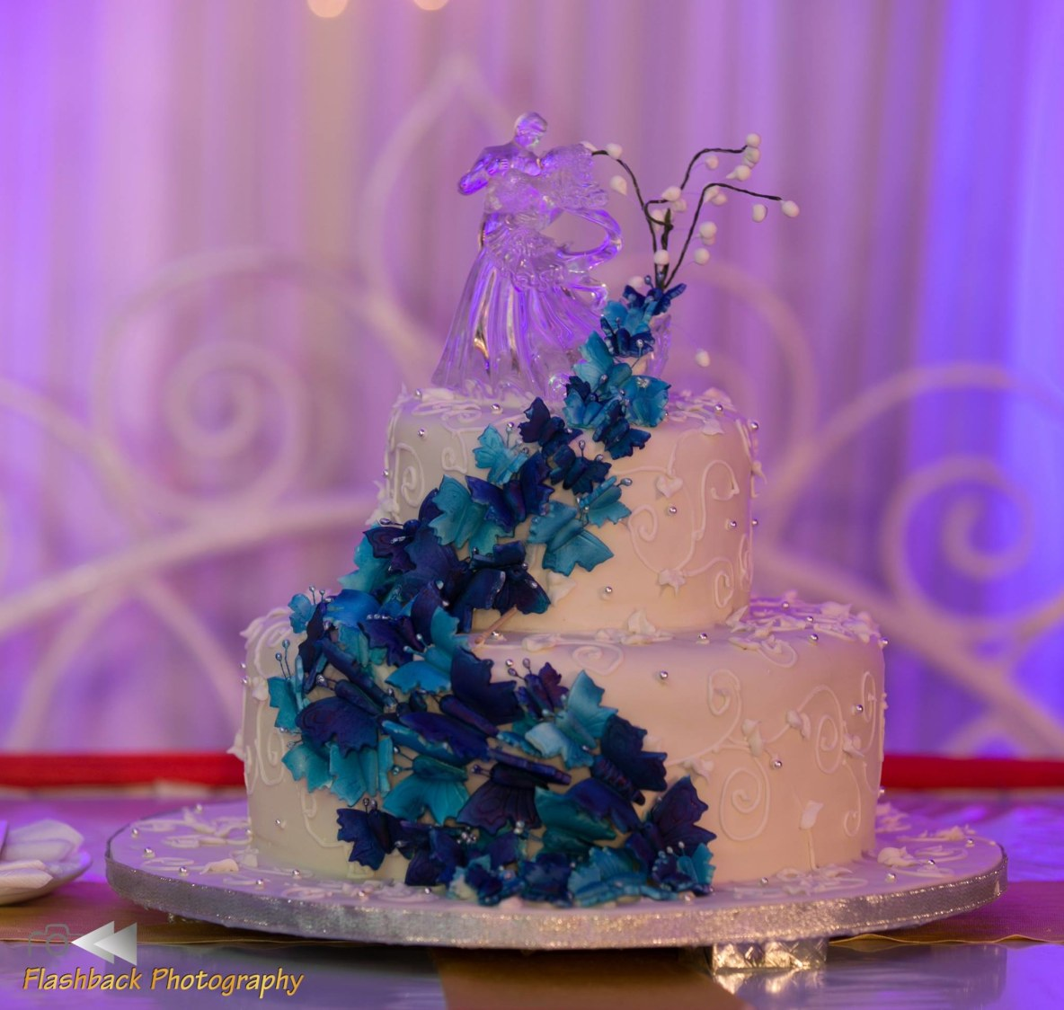 Well crafted cake by Flashback photography  Wedding-photography | Weddings Photos & Ideas