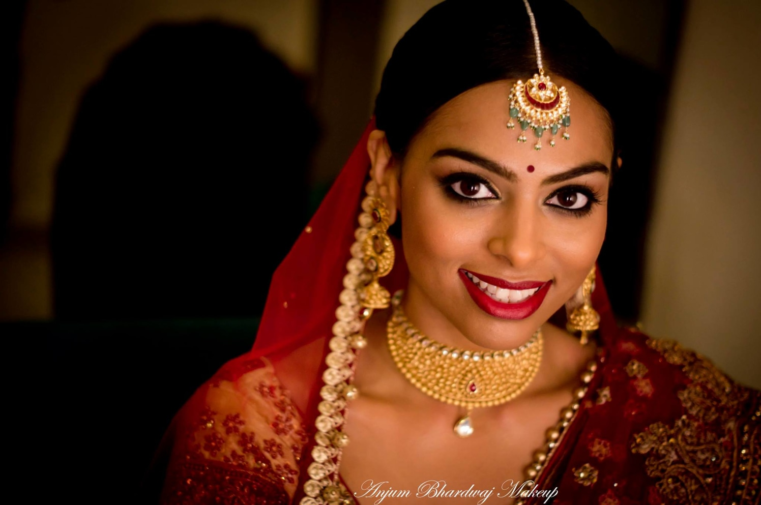 Perfect bride. by Anjum Bridal-makeup | Weddings Photos & Ideas