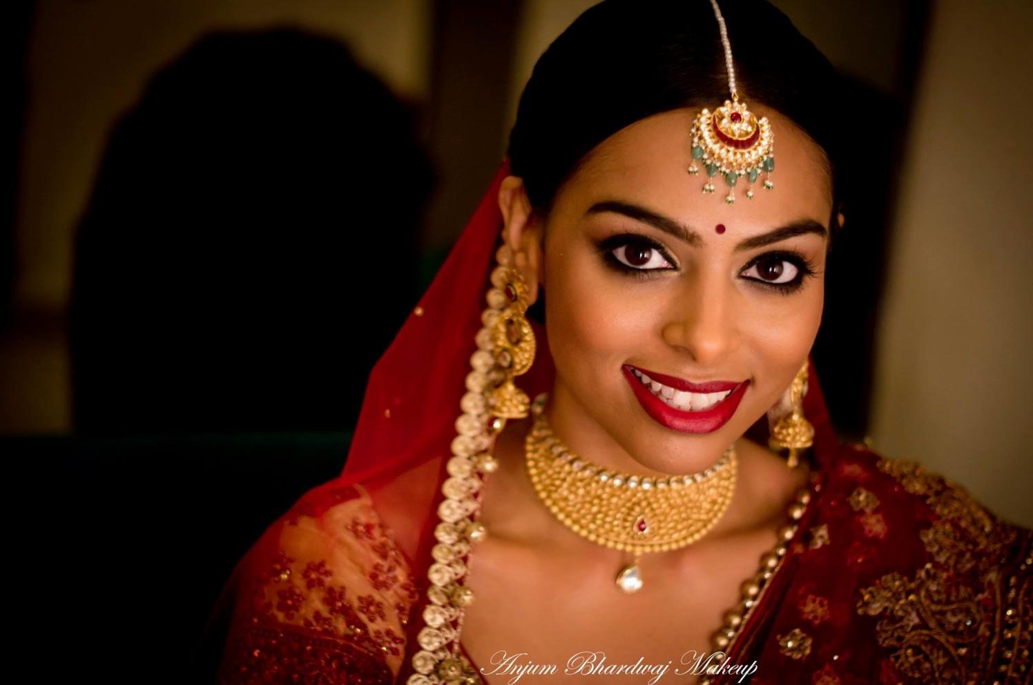 Perfect bride. by Anjum Bridal-makeup | Weddings Photos & Ideas