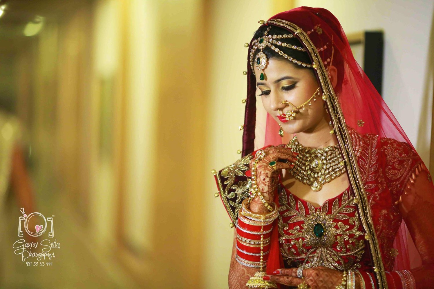 Picture perfect bride by Anjum Bridal-makeup | Weddings Photos & Ideas