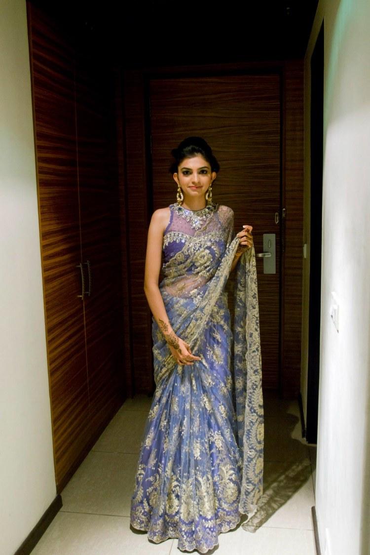 Cute bride by Anjum Bridal-makeup   Weddings Photos & Ideas