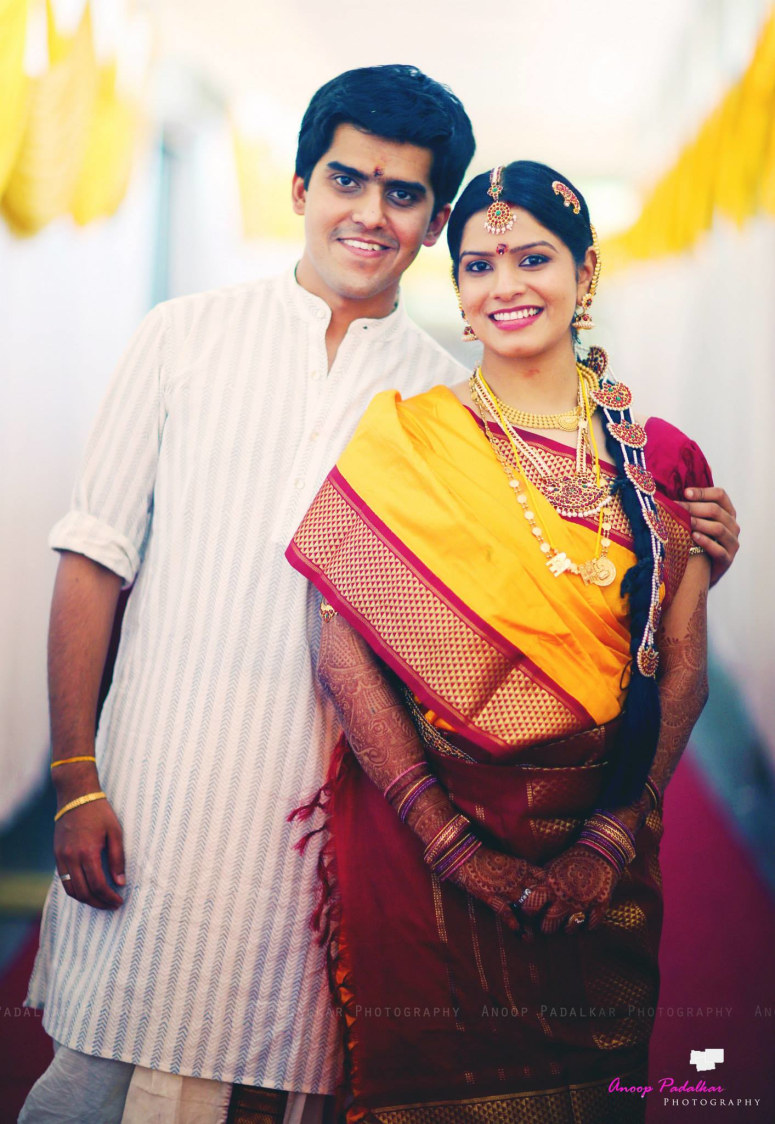 A beautiful young pair by Wedding Krafter Wedding-photography | Weddings Photos & Ideas