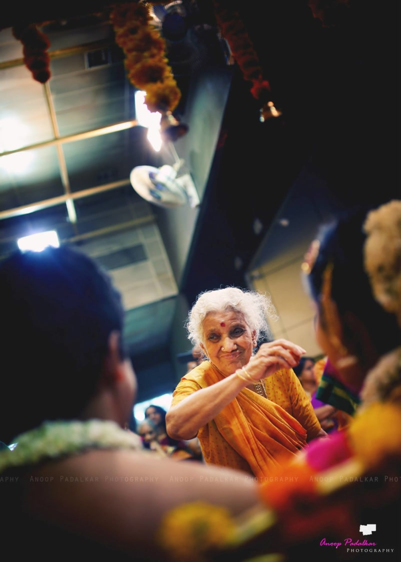 Elderly blessings by Wedding Krafter Wedding-photography | Weddings Photos & Ideas