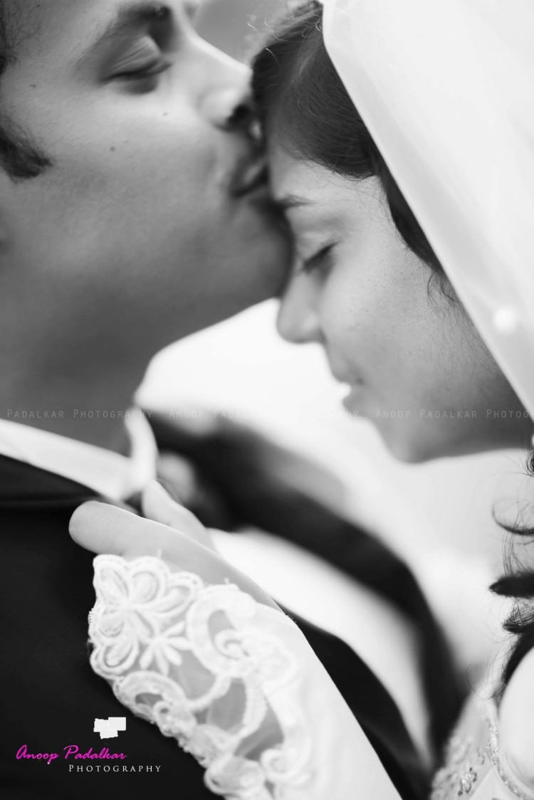 Caring kisses by Wedding Krafter Wedding-photography | Weddings Photos & Ideas
