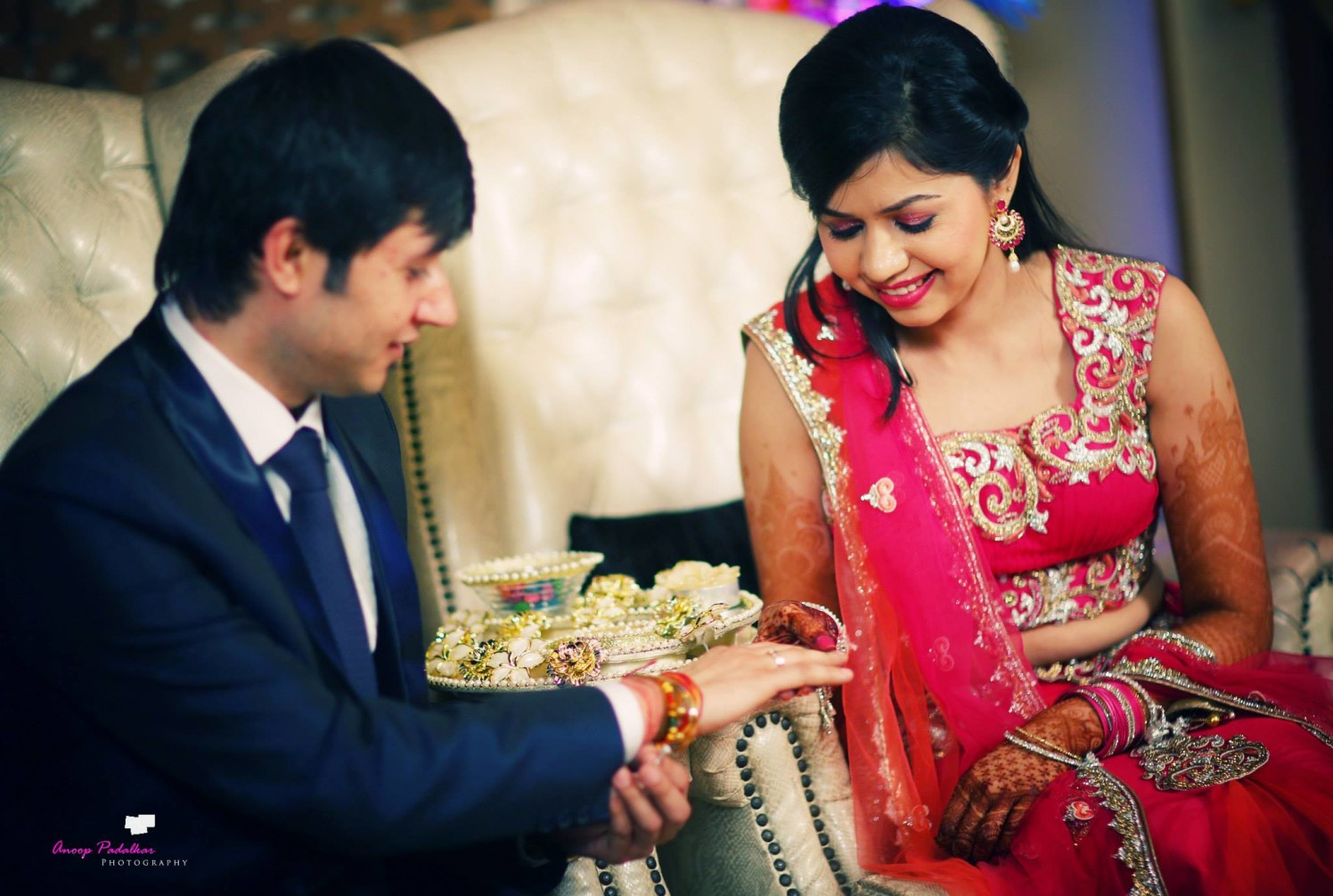 Chrming grin by Wedding Krafter Wedding-photography | Weddings Photos & Ideas