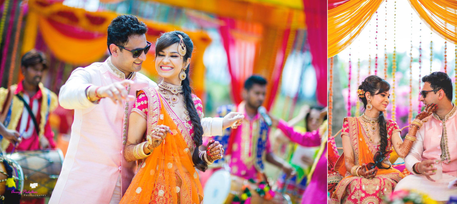 Fabulous pair by Wedding Krafter Wedding-photography | Weddings Photos & Ideas