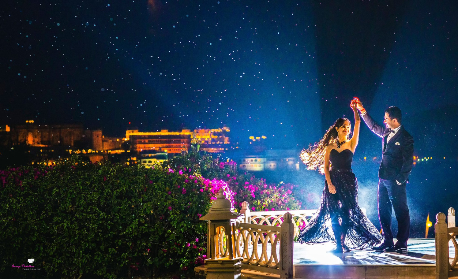 Starry night by Wedding Krafter Wedding-photography | Weddings Photos & Ideas