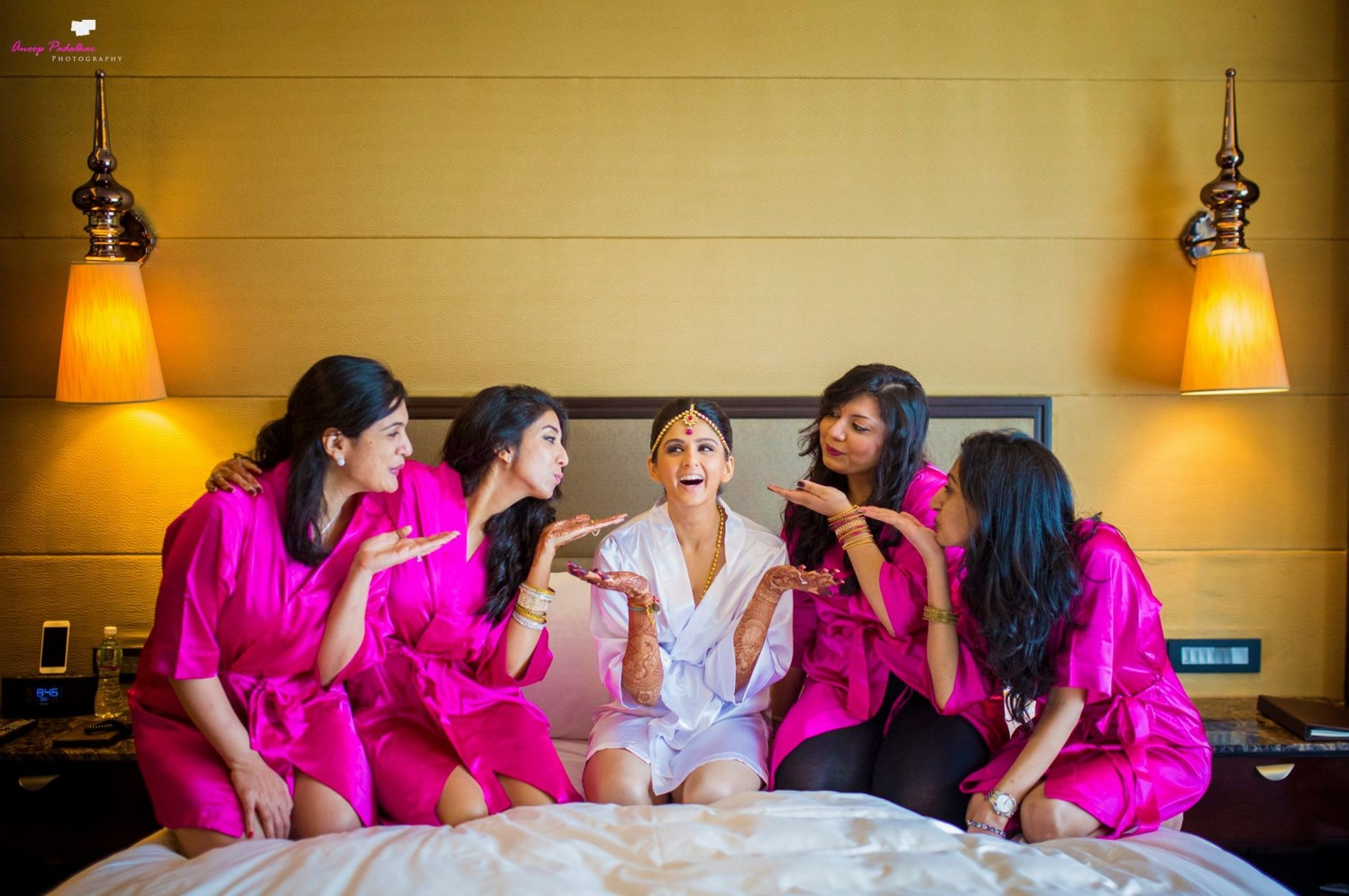 Girl squad by Wedding Krafter Wedding-photography | Weddings Photos & Ideas