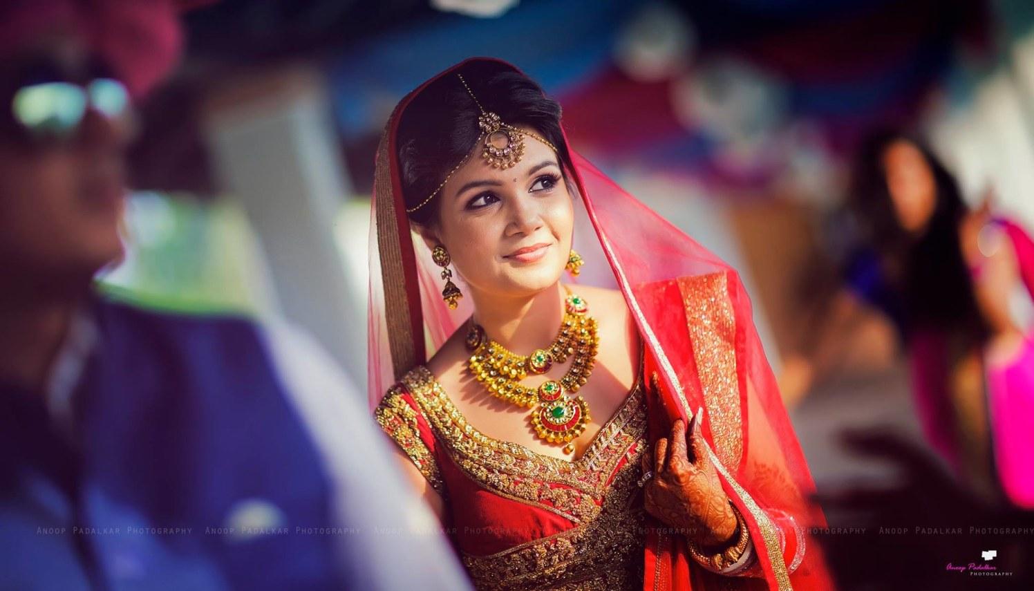 Elegance in red by Wedding Krafter Wedding-photography | Weddings Photos & Ideas