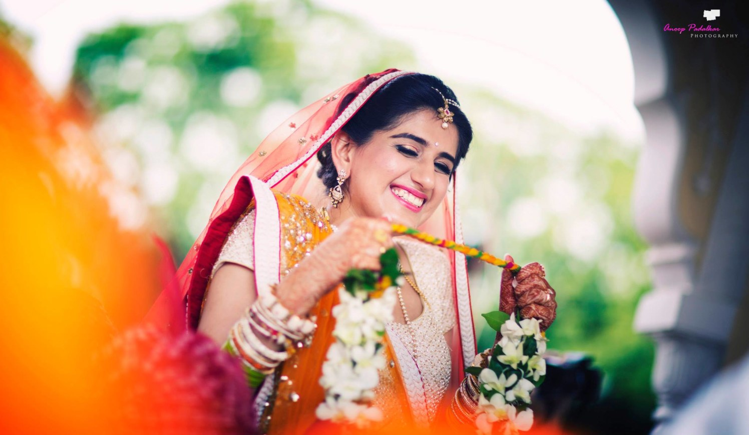 Jolly bride by Wedding Krafter Wedding-photography | Weddings Photos & Ideas