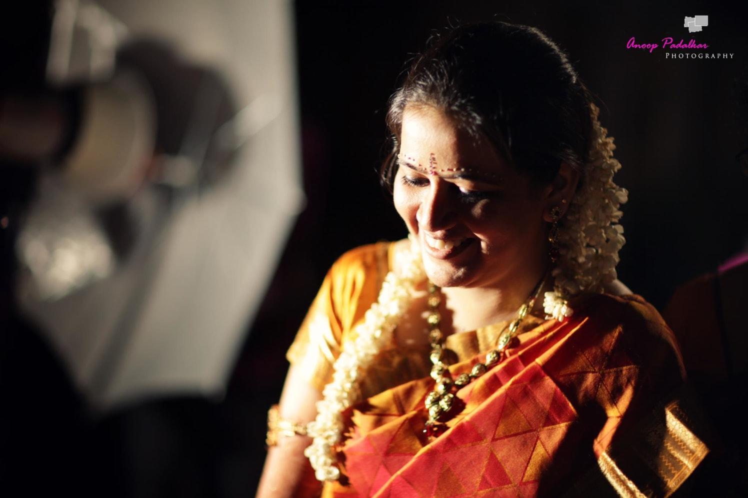 Lady like grin by Wedding Krafter Wedding-photography | Weddings Photos & Ideas