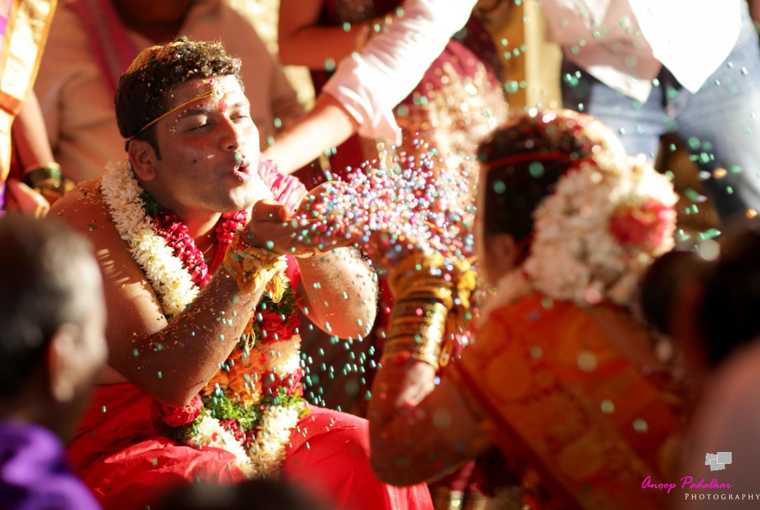 Colourful scenes by Wedding Krafter Wedding-photography | Weddings Photos & Ideas