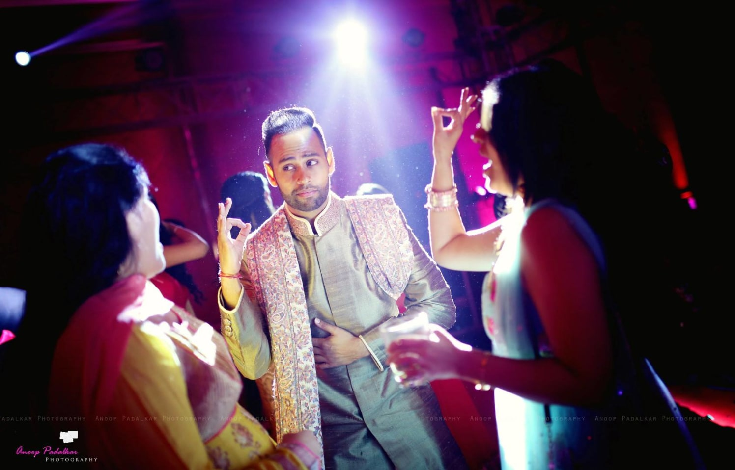 When a vj shows up at your wedding by Wedding Krafter Wedding-photography | Weddings Photos & Ideas