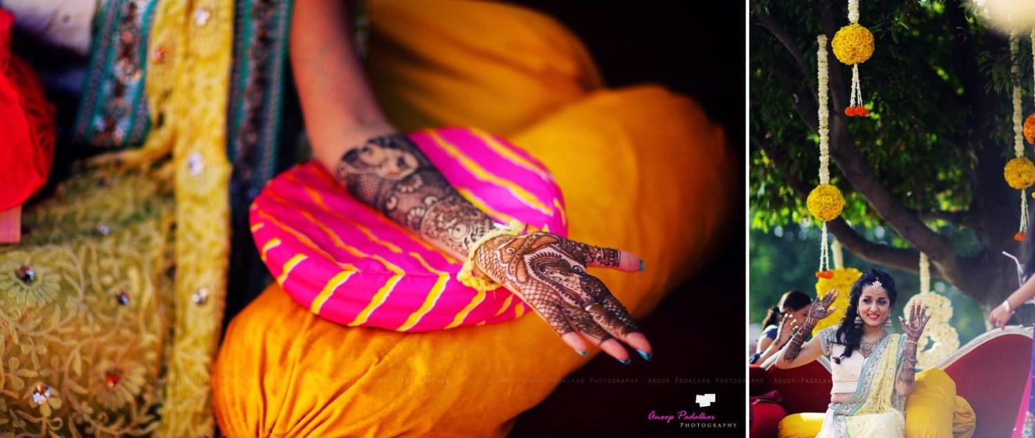 Beautiful henna tattoo by Wedding Krafter Wedding-photography | Weddings Photos & Ideas