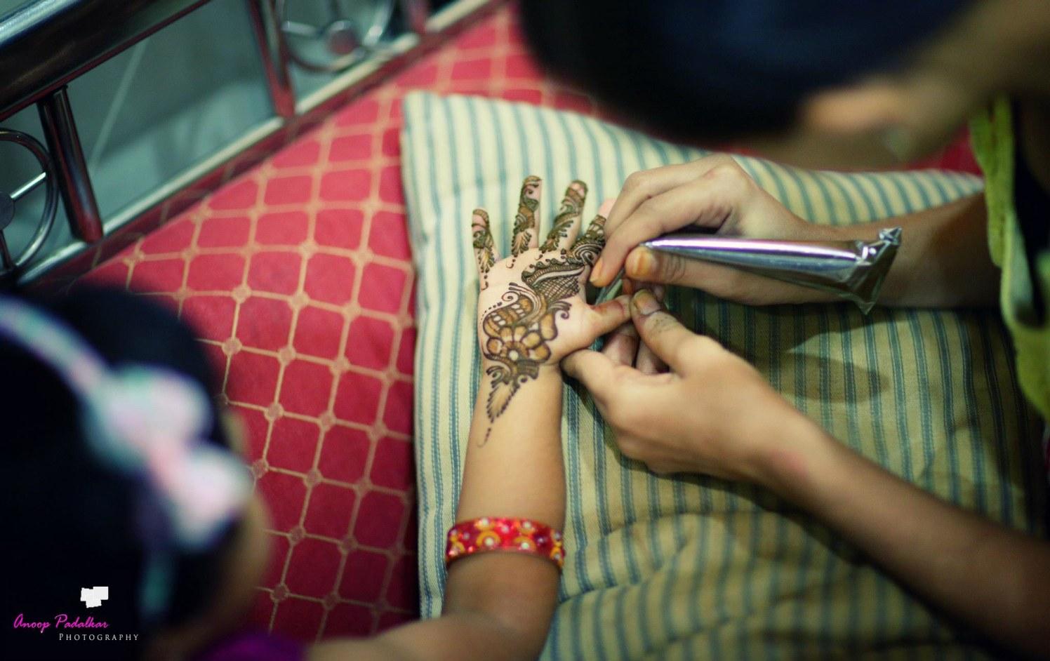 Henna tattoo by Wedding Krafter Wedding-photography   Weddings Photos & Ideas