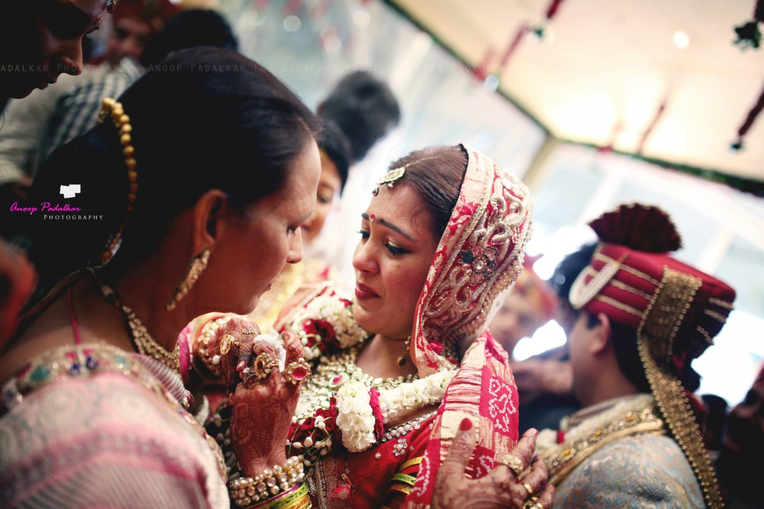 Sentimental moment by Wedding Krafter Wedding-photography | Weddings Photos & Ideas