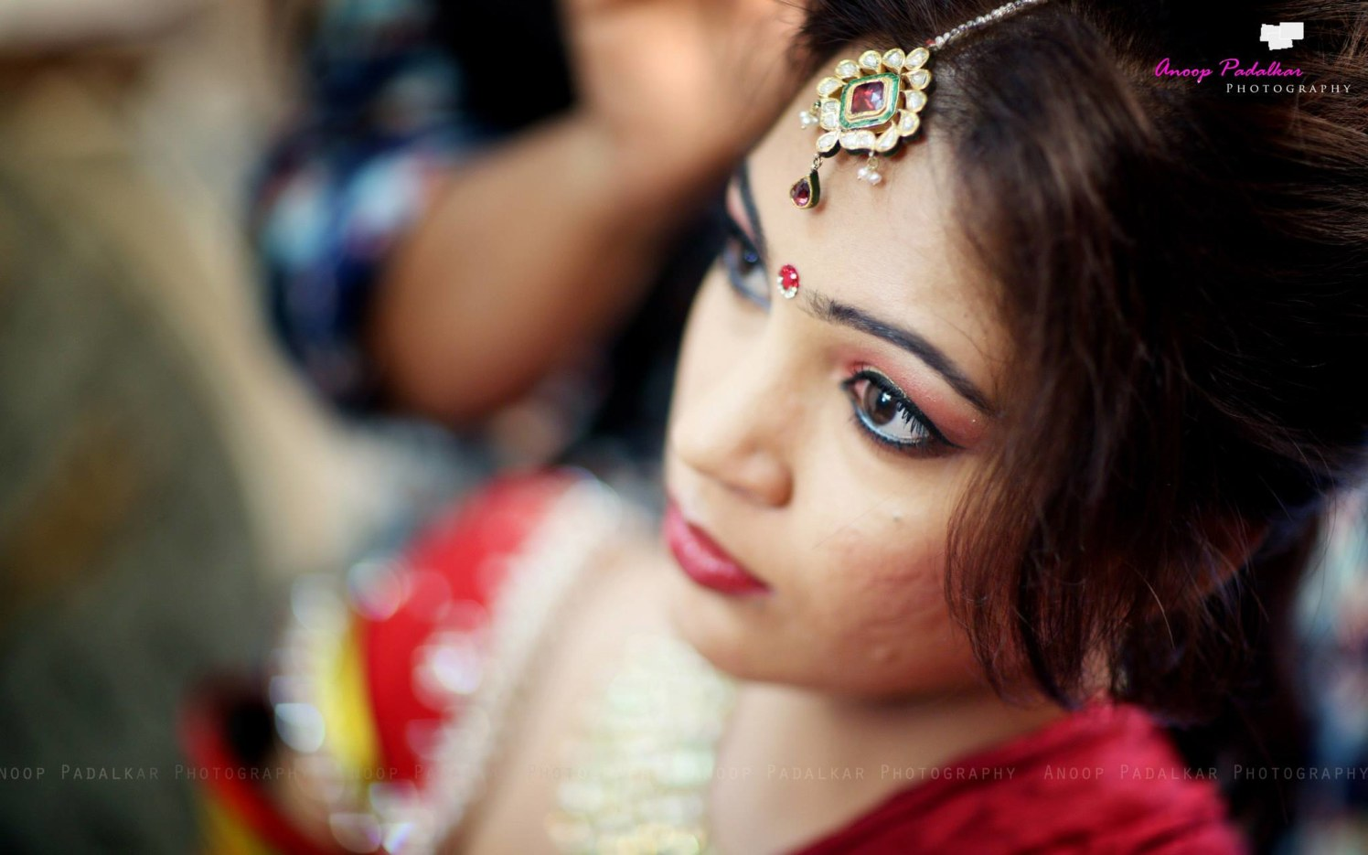Eyes are doorway to your heart by Wedding Krafter Wedding-photography | Weddings Photos & Ideas