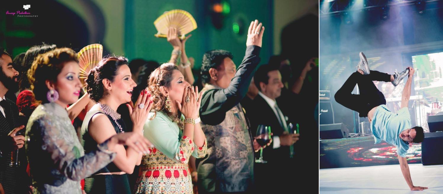 Getting a little frisky by Wedding Krafter Wedding-photography | Weddings Photos & Ideas