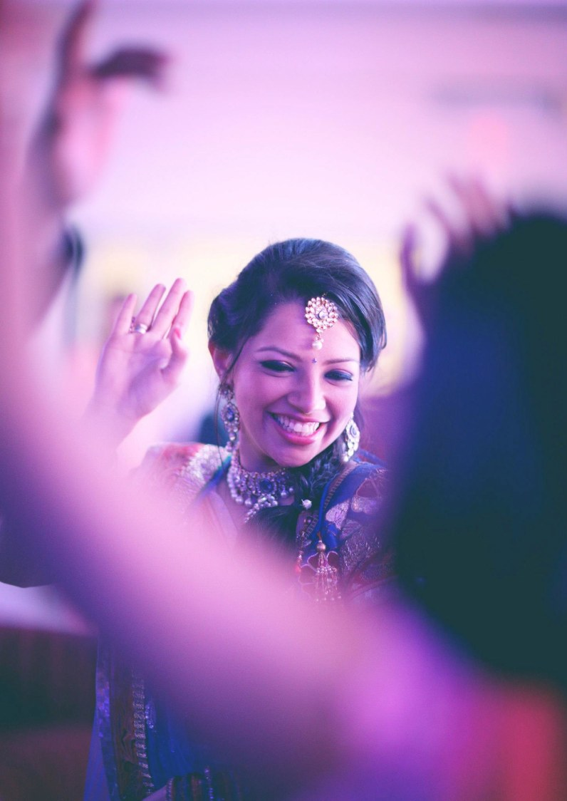 Catch hold of the smile by Wedding Krafter Wedding-photography | Weddings Photos & Ideas