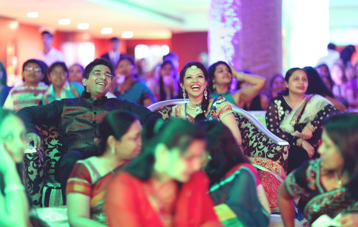 Enjoyable gathering by Wedding Krafter Wedding-photography | Weddings Photos & Ideas