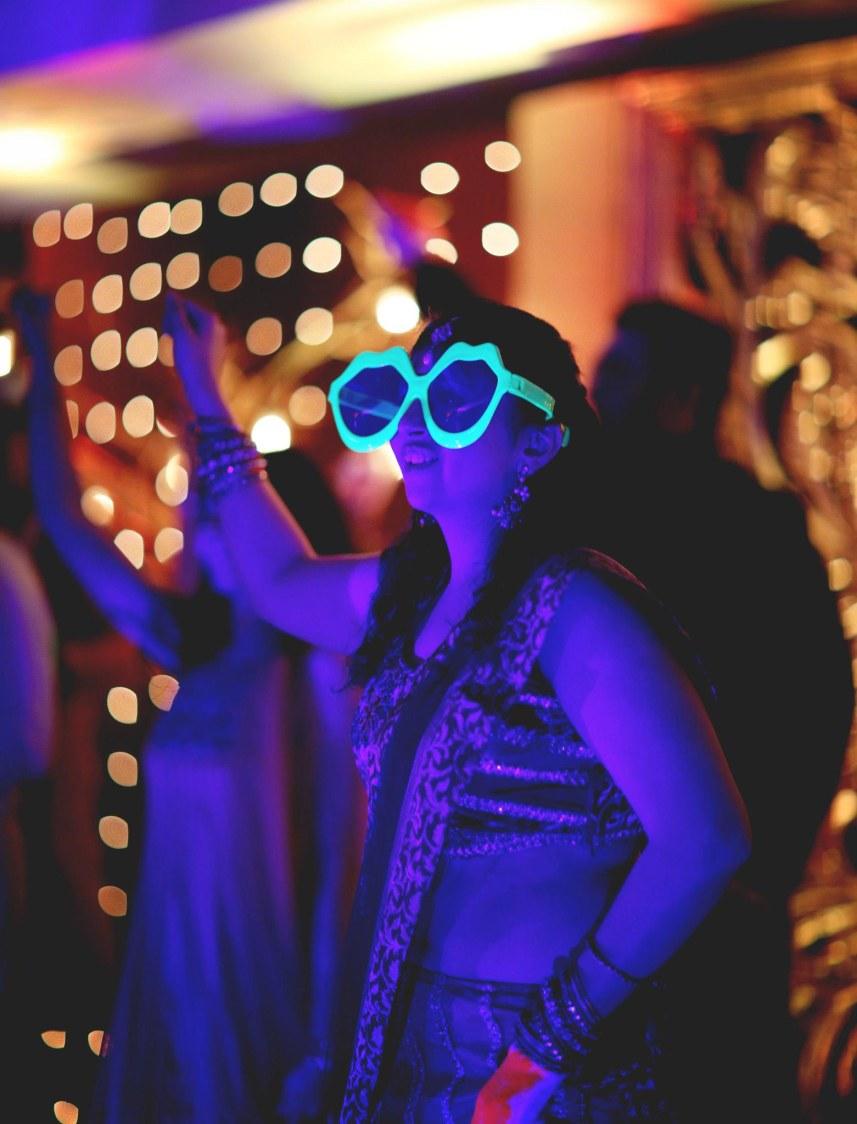 Glowy blues by Wedding Krafter Wedding-photography | Weddings Photos & Ideas
