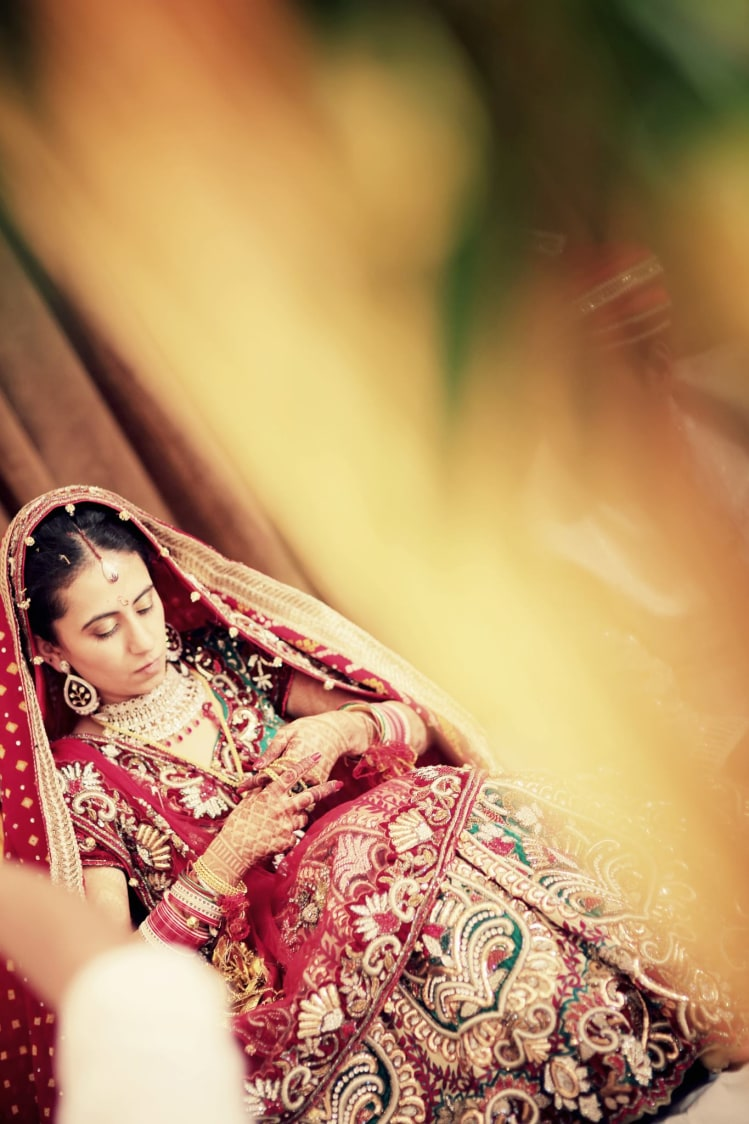 Shy bride by Wedding Krafter Wedding-photography | Weddings Photos & Ideas