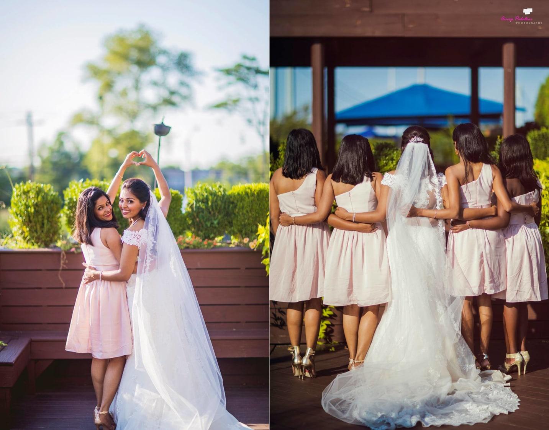 Bride compeers by Wedding Krafter Wedding-photography | Weddings Photos & Ideas
