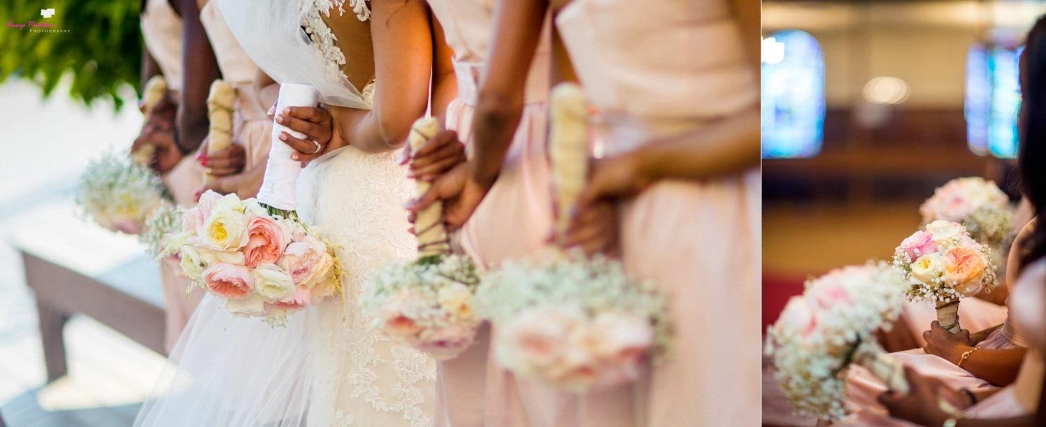 Rose maids by Wedding Krafter Wedding-photography | Weddings Photos & Ideas
