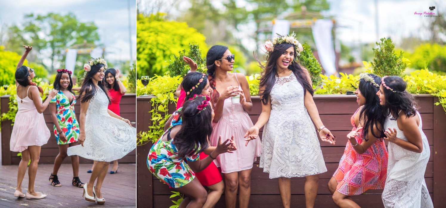 Best bridesmaids by Wedding Krafter Wedding-photography | Weddings Photos & Ideas
