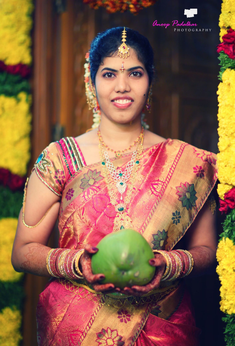 Happy bride by Wedding Krafter Wedding-photography | Weddings Photos & Ideas