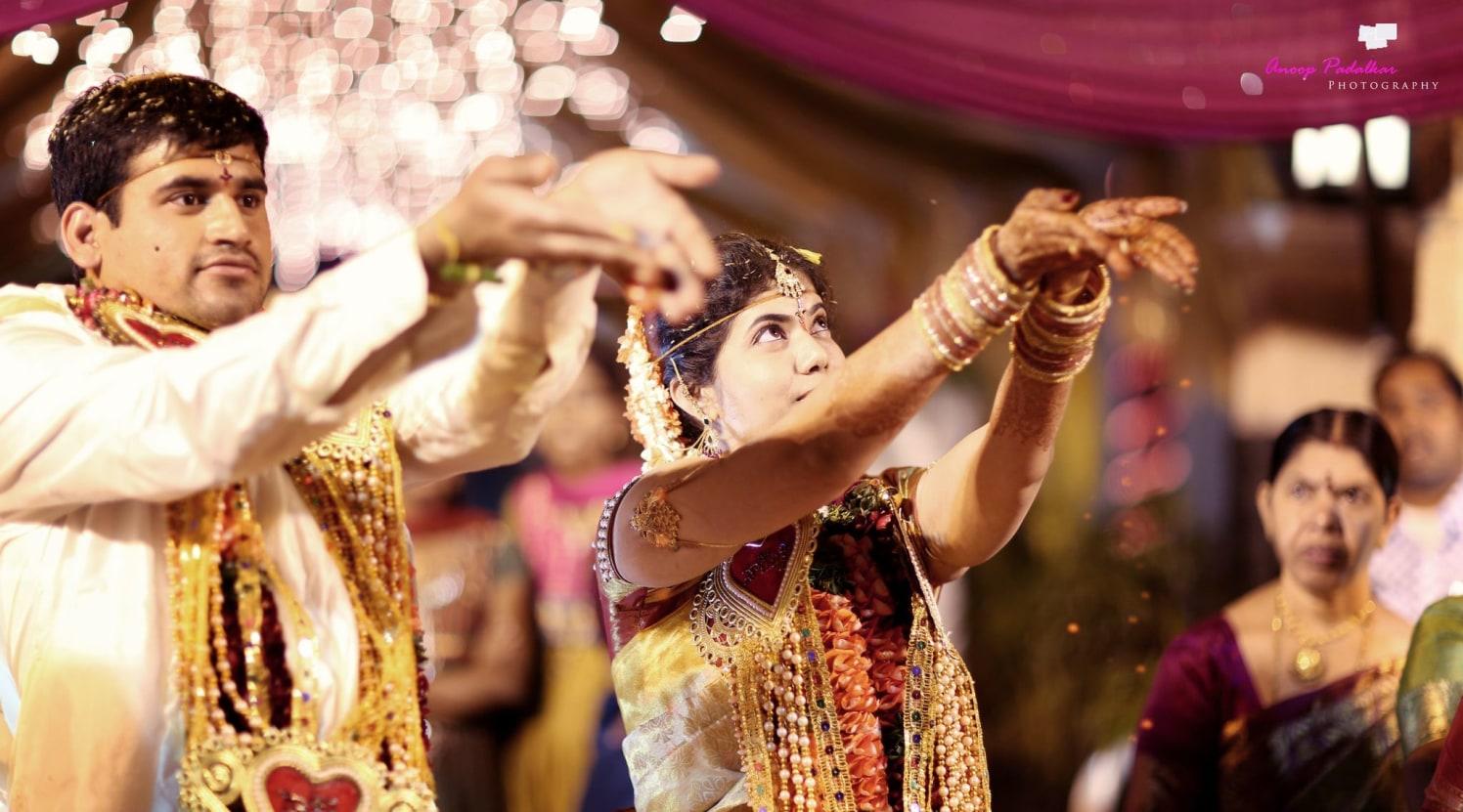 Pleased look on their faces by Wedding Krafter Wedding-photography | Weddings Photos & Ideas