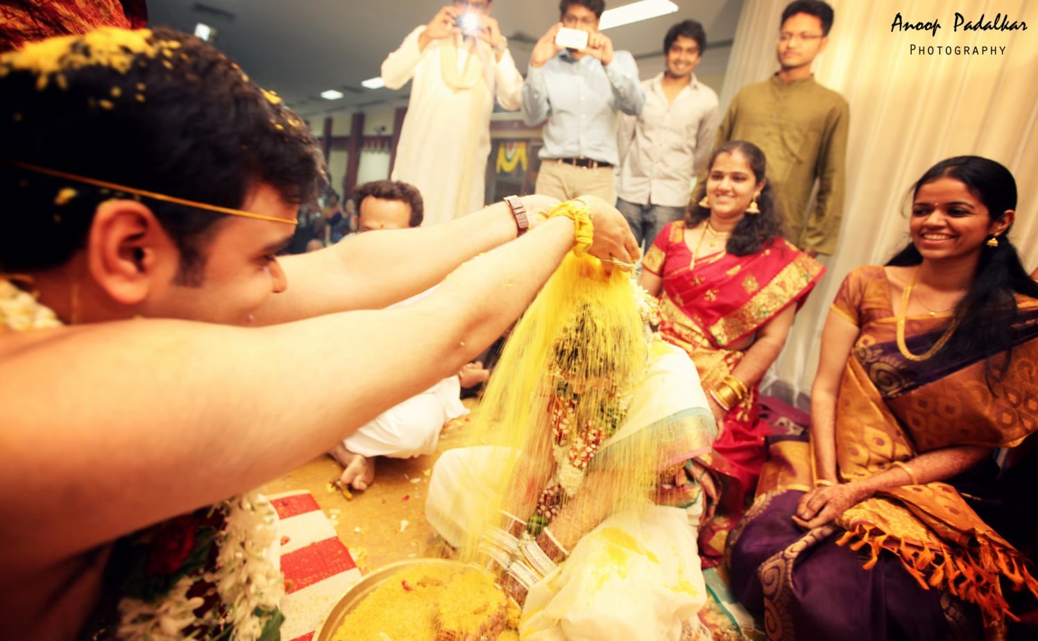 Such an apt moment for a snap by Wedding Krafter Wedding-photography | Weddings Photos & Ideas