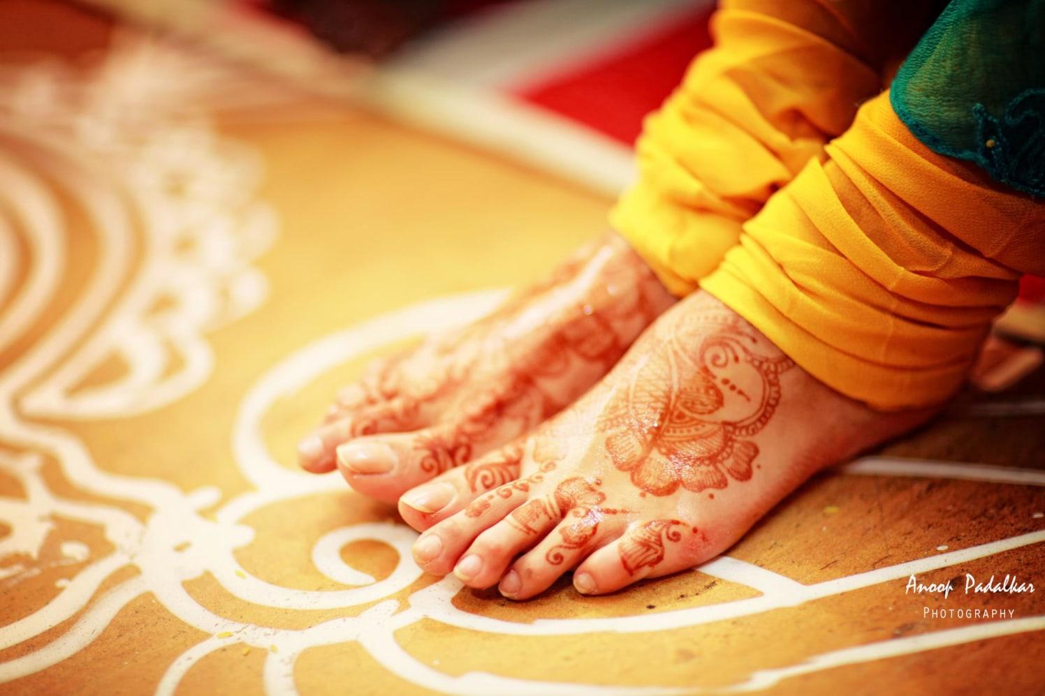 Appropriate henna art by Wedding Krafter Wedding-photography | Weddings Photos & Ideas