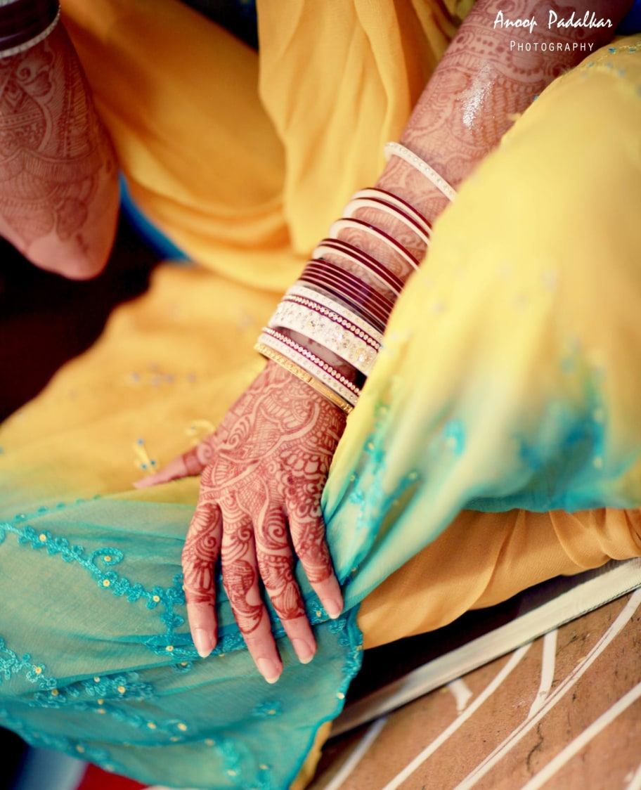 Henna tattoo by Wedding Krafter Wedding-photography | Weddings Photos & Ideas
