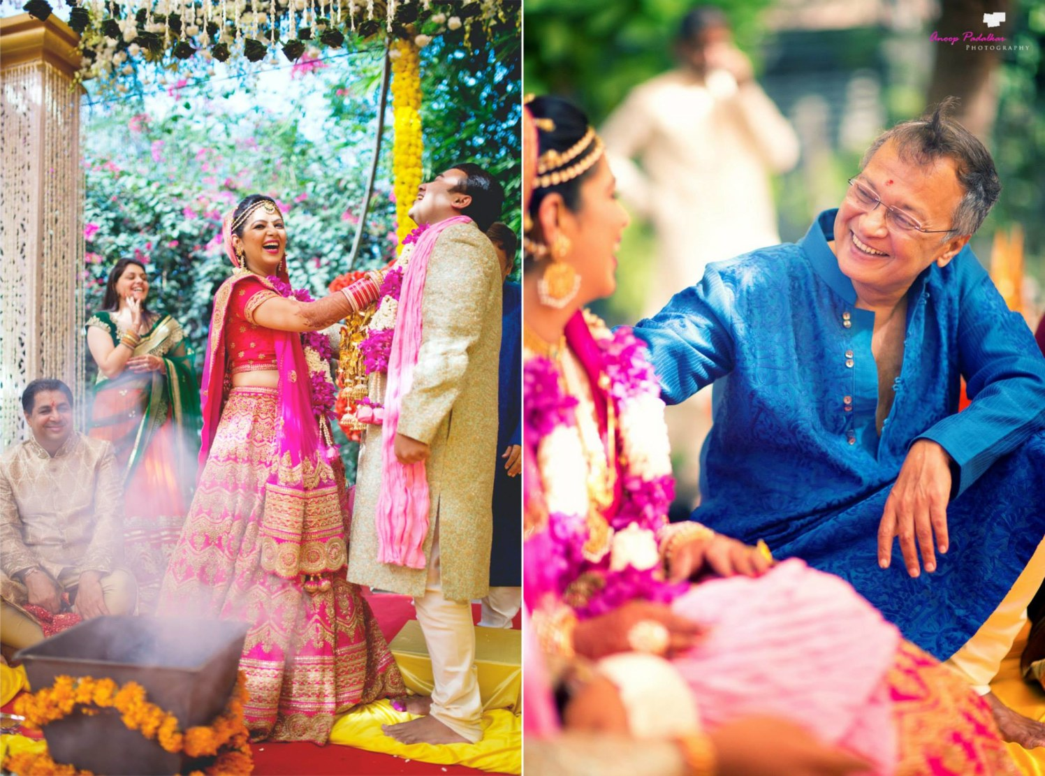 Face shone with happiness by Wedding Krafter Wedding-photography | Weddings Photos & Ideas