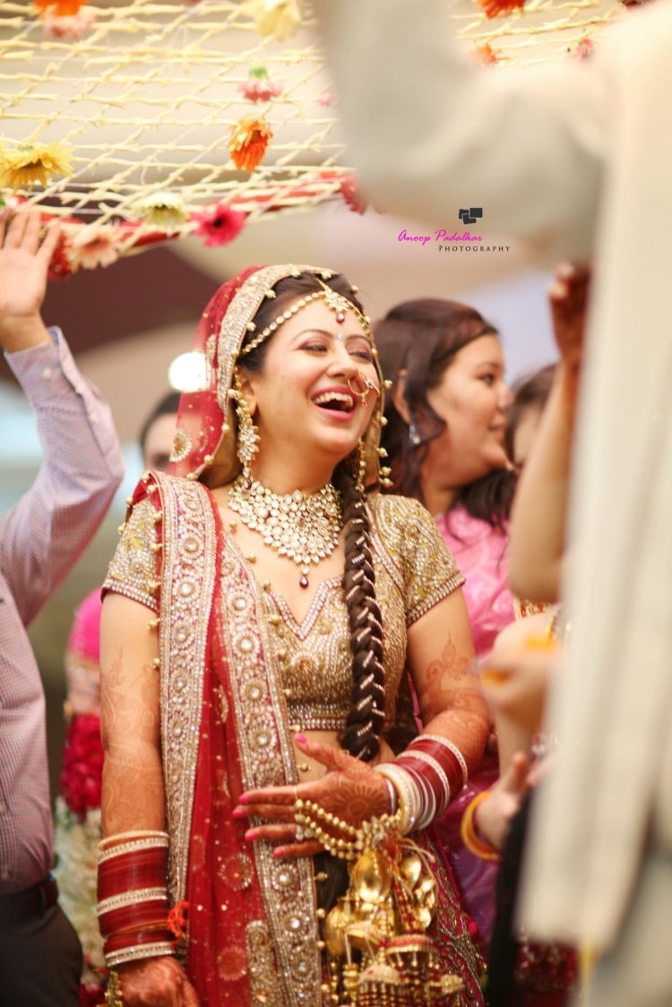 Came in looking happy and excited by Wedding Krafter Wedding-photography | Weddings Photos & Ideas