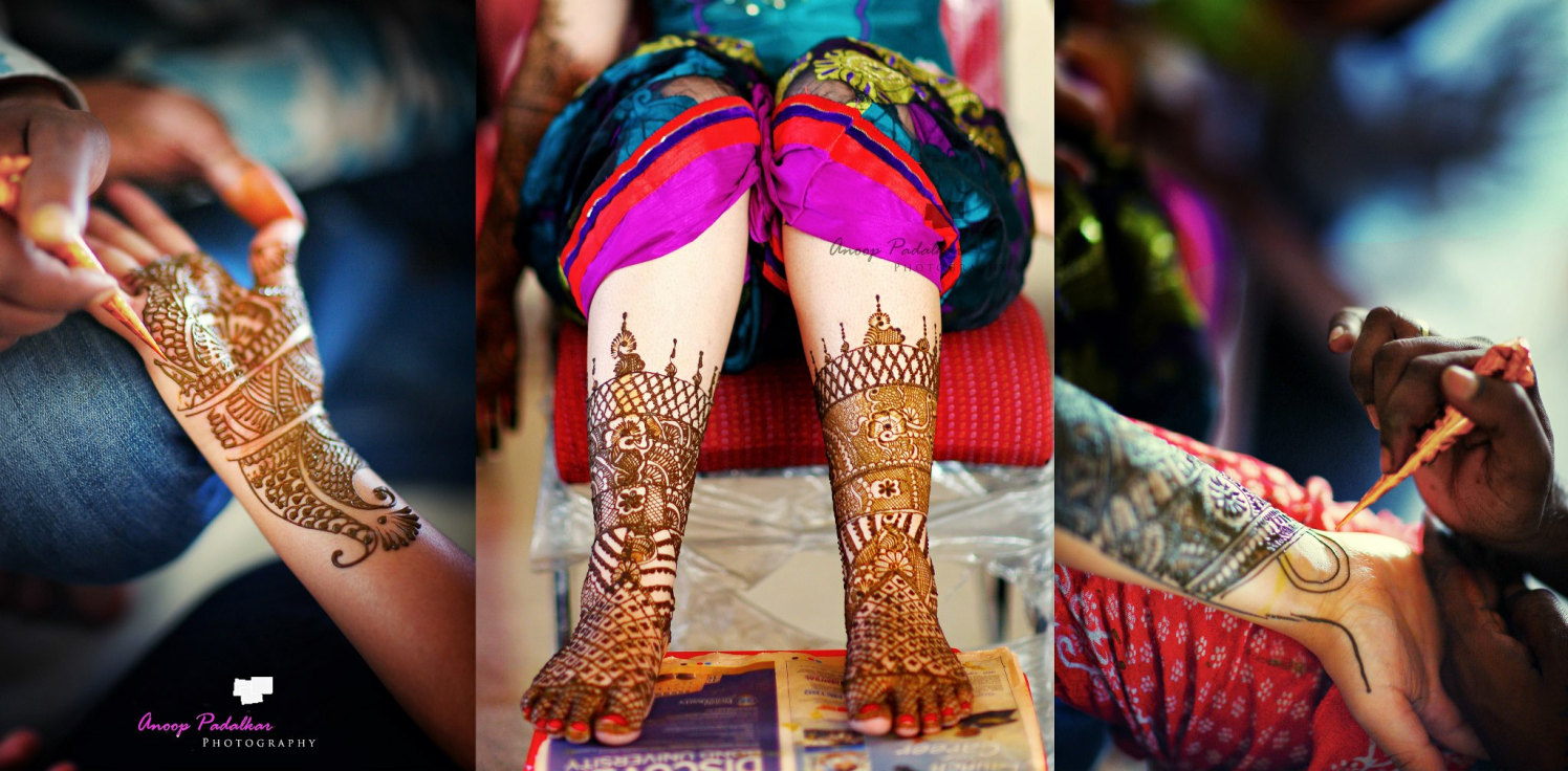 Henna tattoo by Wedding Krafter Wedding-photography | Weddings Photos & Ideas