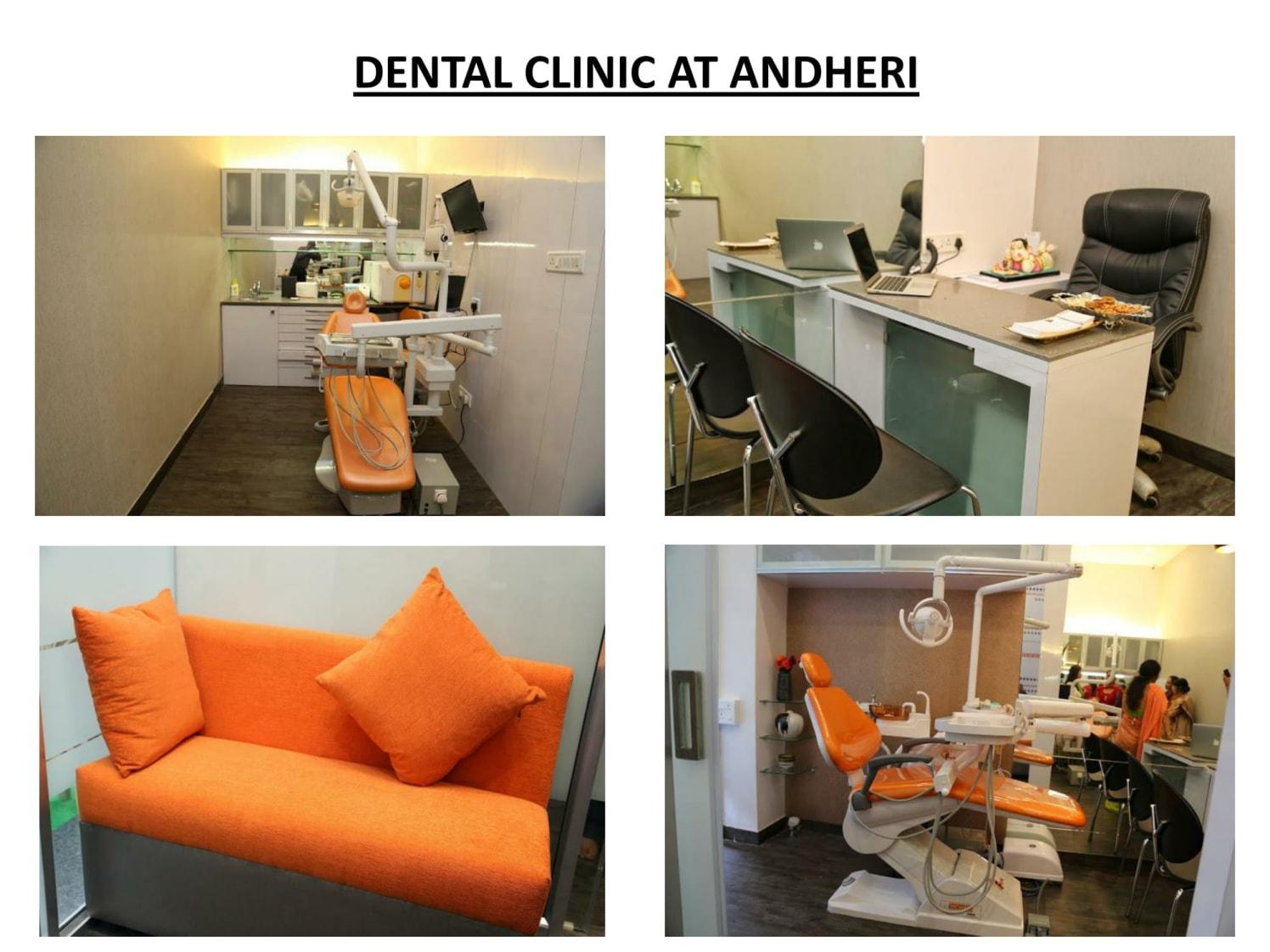 Modern design dental clinic by ARN INTERIORS Modern | Interior Design Photos & Ideas