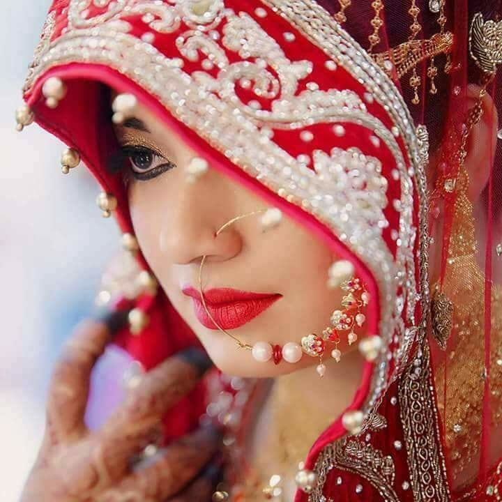 Can she look any prettier? by Makeup Artist by Tamanna Ghori Bridal-makeup | Weddings Photos & Ideas