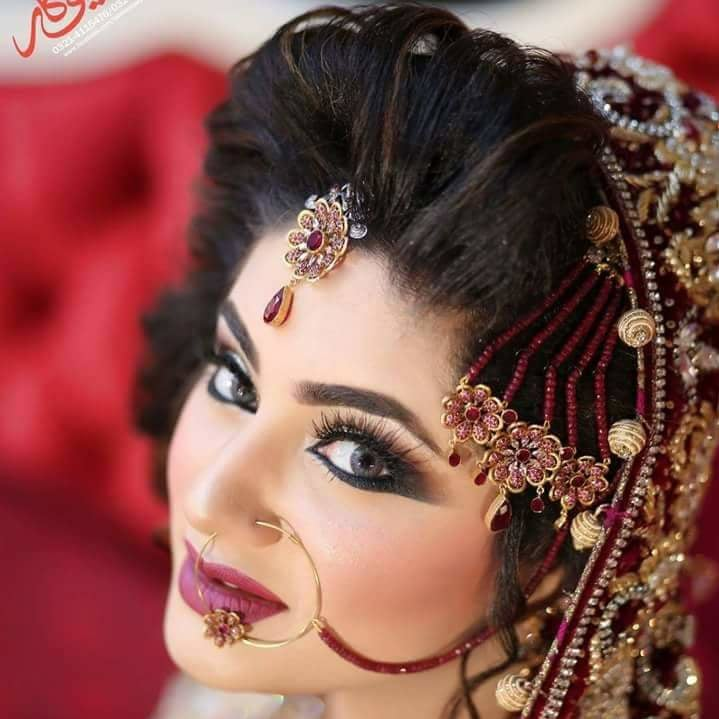 Cant get enough of her look! by Makeup Artist by Tamanna Ghori Bridal-makeup | Weddings Photos & Ideas