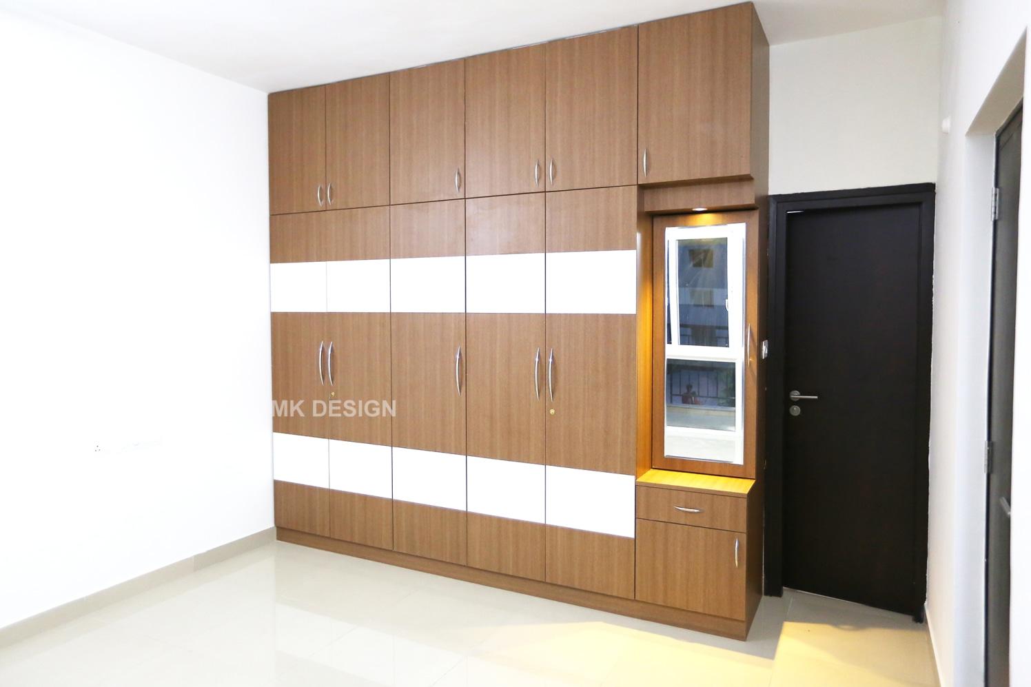 Veneer Storage by MK Design Architects And Interior Consultants Bedroom Contemporary | Interior Design Photos & Ideas