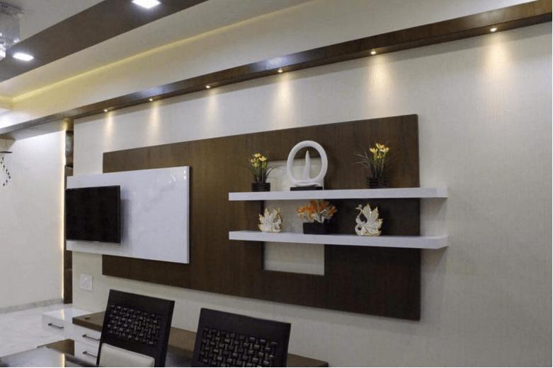 Modern Style TV Cabinet by Veer Interior Living-room Modern   Interior Design Photos & Ideas