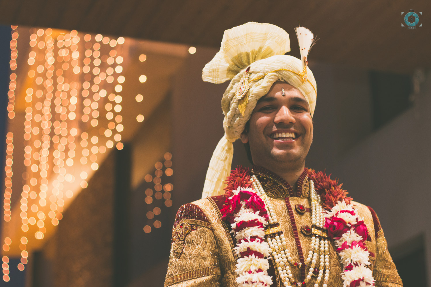 Regal Groom Portrait by Anant Mishra Wedding-photography Groom-wear-and-accessories | Weddings Photos & Ideas