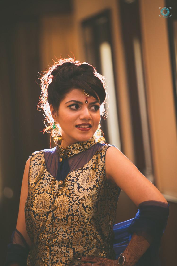 Graceful Bridal Portrait by Anant Mishra Wedding-photography | Weddings Photos & Ideas