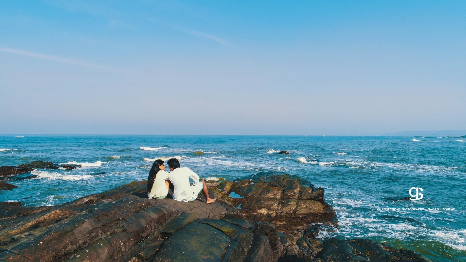Cerulean scenery by Reflections Photography Wedding-photography | Weddings Photos & Ideas