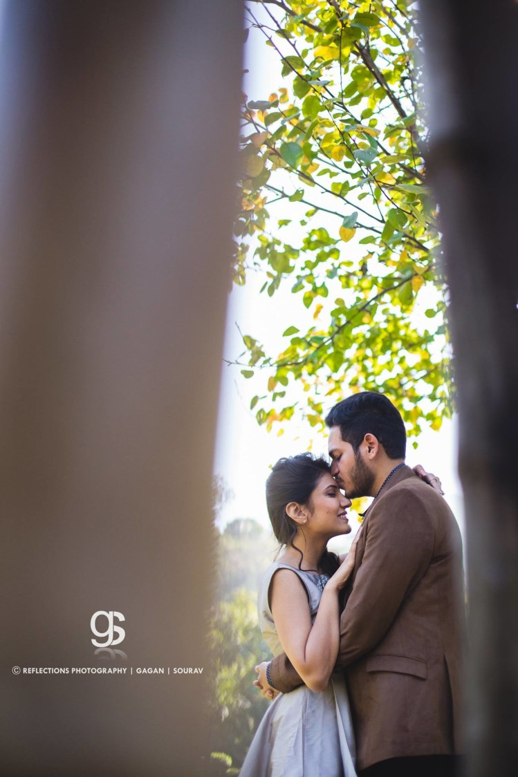 Sweetest peck! by Reflections Photography Wedding-photography | Weddings Photos & Ideas