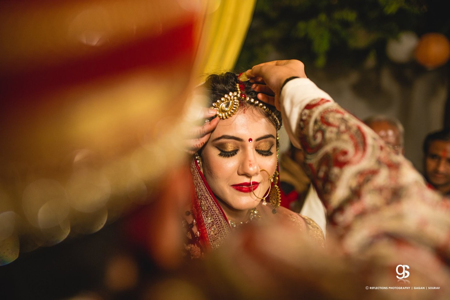 Moment of bliss! by Reflections Photography Wedding-photography | Weddings Photos & Ideas